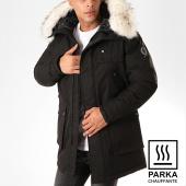 /achat-parkas/comme-des-loups-parka-fourrure-chauffante-antartic-noir-201913.html
