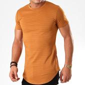 /achat-t-shirts-longs-oversize/john-h-tee-shirt-a-rayures-oversize-a092-camel-201803.html