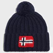 /achat-bonnets/napapijri-bonnet-semiury-2-bleu-marine-201867.html
