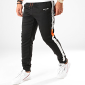 /achat-pantalons-joggings/only-and-sons-pantalon-jogging-a-bandes-tracker-poly-noir-blanc-orange-201856.html