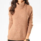 /achat-pulls/only-pull-col-roule-femme-mirna-marron-chine-201905.html