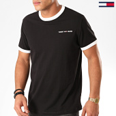 /achat-t-shirts/tommy-jeans-tee-shirt-ringer-logo-7475-noir-201889.html