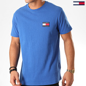 /achat-t-shirts/tommy-jeans-tee-shirt-badge-6595-bleu-roi-201923.html