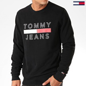 /achat-sweats-col-rond-crewneck/tommy-jeans-sweat-crewneck-essential-graphic-7413-noir-201930.html