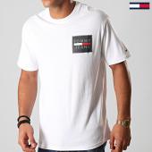/achat-t-shirts/tommy-jeans-tee-shirt-chest-box-logo-reflechissant-7443-blanc-casse-201942.html