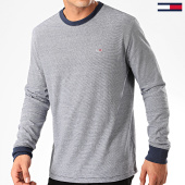 /achat-t-shirts-manches-longues/tommy-jeans-tee-shirt-manches-longues-melange-7477-bleu-marine-201949.html