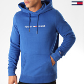 /achat-sweats-capuche/tommy-jeans-sweat-capuche-straight-small-logo-7622-bleu-roi-201957.html