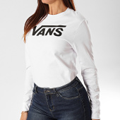 /achat-t-shirts-manches-longues/vans-tee-shirt-manches-longues-femme-flying-v-ulg-blanc-201882.html