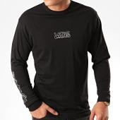 /achat-t-shirts-manches-longues/vans-tee-shirt-manches-longues-framework-a49kh-noir-blanc-201906.html