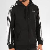 /achat-sweats-zippes-capuche/adidas-sweat-zippe-capuche-a-bandes-essentials-dq3102-noir-blanc-202063.html