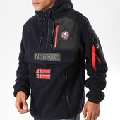 /achat-vestes/geographical-norway-veste-outdoor-fourrure-terifique-bleu-marine-202049.html