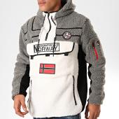 /achat-vestes/geographical-norway-veste-outdoor-fourrure-riakolo-blanc-gris-noir-202163.html