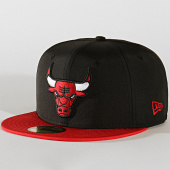 /achat-fitted/new-era-casquette-fitted-59fifty-nba-crown-12134804-chicago-bulls-noir-rouge-202138.html