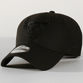 /achat-casquettes-de-baseball/new-era-casquette-9forty-mono-team-colour-12134820-chicago-bulls-noir-202145.html