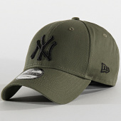 /achat-casquettes-de-baseball/new-era-casquette-baseball-9forty-league-essential-new-york-yankees-12134893-vert-kaki-noir-202178.html
