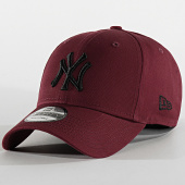 /achat-casquettes-de-baseball/new-era-casquette-baseball-9forty-league-essential-new-york-yankees-12134894-bordeaux-noir-202179.html