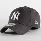 /achat-casquettes-de-baseball/new-era-casquette-9forty-league-essential-12134895-new-york-yankees-gris-202180.html