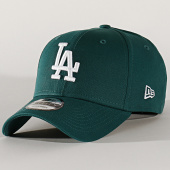/achat-casquettes-de-baseball/new-era-casquette-9forty-league-essential-12134897-los-angeles-dodgers-vert-202182.html