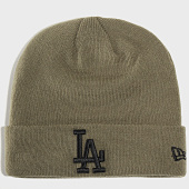 /achat-bonnets/new-era-bonnet-league-essential-cuff-knit-los-angeles-dodgers-12134917-vert-kaki-202199.html