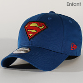 /achat-casquettes-de-baseball/new-era-casquette-enfant-9forty-character-12134940-superman-bleu-roi-202200.html