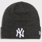 /achat-bonnets/new-era-bonnet--heather-essential-knit-12134980-new-york-yankees-gris-anthracite-chine-202219.html