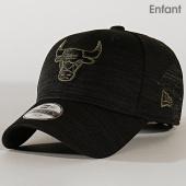 /achat-casquettes-de-baseball/new-era-casquette-enfant-9forty-engineered-fit-12145378-chicago-bulls-noir-vert-kaki-202224.html