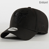 /achat-casquettes-de-baseball/new-era-casquette-enfant-9forty-mono-team-colour-12145406-chicago-bulls-noir-202229.html