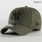 /achat-casquettes-de-baseball/new-era-casquette-enfant-9forty-league-essential-12145454-new-york-yankees-vert-kaki-202239.html