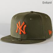 /achat-snapbacks/new-era-casquette-enfant-9fifty-league-essential-12145467-new-york-yankees-vert-kaki-202244.html