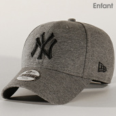 /achat-casquettes-de-baseball/new-era-casquette-enfant-9forty-essential-jersey-12145475-new-york-yankees-gris-anthracite-chine-202245.html