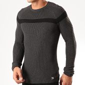 /achat-pulls/paname-brothers-pull-pnm-007-gris-anthracite-201990.html