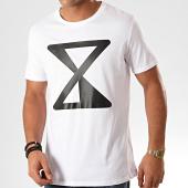 /achat-t-shirts/riles-tee-shirt-logo-blanc-202019.html