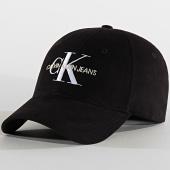 /achat-casquettes-de-baseball/calvin-klein-casquette-monogram-6246-noir-202341.html