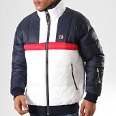 /achat-doudounes/fila-doudoune-capuche-tricolore-selas-ski-682772-blanc-bleu-marine-rouge-202284.html