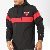 /achat-coupe-vent/new-era-coupe-vent-nba-chicago-bulls-noir-rouge-202254.html