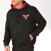 /achat-sweats-capuche/new-era-sweat-capuche-nba-stripe-piping-chicago-bulls-noir-rouge-202261.html