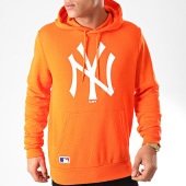 /achat-sweats-capuche/new-era-sweat-capuche-mlb-seasonal-team-logo-new-york-yankees-12123940-orange-202279.html