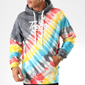 /achat-sweats-capuche/tealer-sweat-capuche-tie-dye-colors-bleu-jaune-rose-202304.html