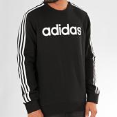/achat-sweats-col-rond-crewneck/adidas-sweat-crewneck-a-bandes-essential-dq3084-noir-blanc-202452.html