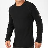 /achat-t-shirts-manches-longues/calvin-klein-tee-shirt-manches-longues-waffle-monogram-sleeve-4168-noir-202401.html