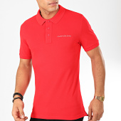 /achat-polos-manches-courtes/calvin-klein-polo-manches-courtes-stretch-institutional-4538-rouge-202407.html