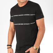 /achat-t-shirts/calvin-klein-tee-shirt-institutional-tape-detail-4564-noir-202442.html