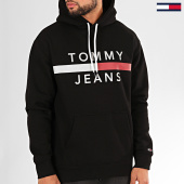 /achat-sweats-capuche/tommy-jeans-sweat-capuche-reflective-flag-7410-noir-202419.html