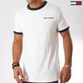 /achat-t-shirts/tommy-jeans-tee-shirt-ringer-logo-7475-blanc-bleu-marine-202432.html
