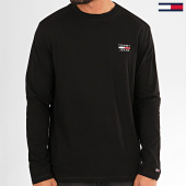 /achat-t-shirts-manches-longues/tommy-jeans-tee-shirt-manches-longues-chest-logo-7617-noir-202449.html