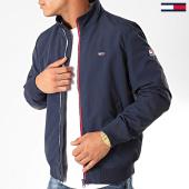 /achat-vestes/tommy-jeans-veste-zippee-essential-bomber-7366-bleu-marine-202460.html