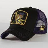 /achat-trucker/chevaliers-du-zodiaque-casquette-trucker-cancer-noir-violet-202504.html