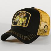 /achat-trucker/chevaliers-du-zodiaque-casquette-trucker-leo-noir-jaune-202508.html