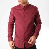 /achat-chemises-manches-longues/celio-chemise-manches-longues-masantal-1-bordeaux-202550.html