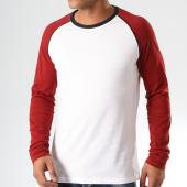 /achat-t-shirts-manches-longues/celio-tee-shirt-manches-longues-tricolore-varsity-blanc-bordeaux-bleu-marine-202562.html